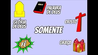 LIVE CRANÇAS: OS PILARES DA REFORMA