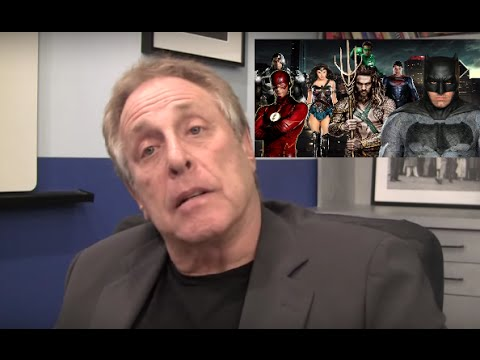 Batman v Superman Producer Charles Roven Talks About the DC Extended Universe