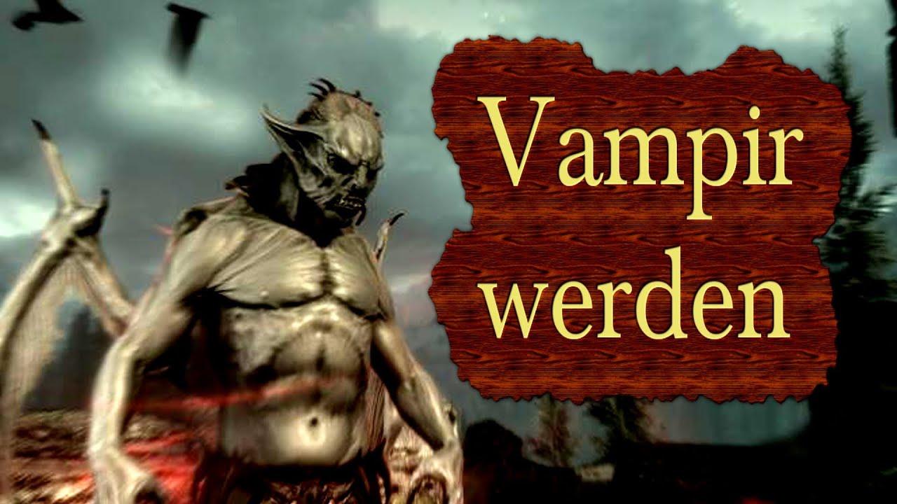 Skyrim Vampirismus
