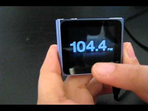 Review/ Tips & Tricks: ipod nano 6G