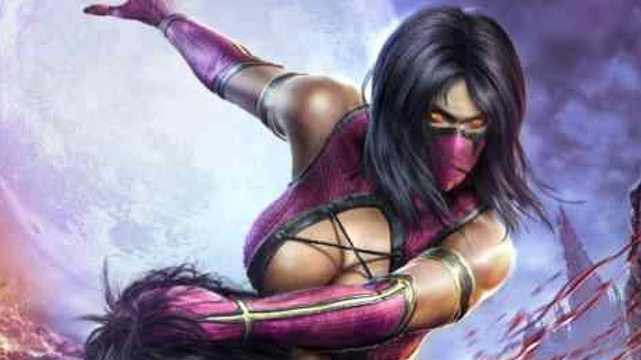 Wie Mileena entstand - Mortal Kombat 9 + video