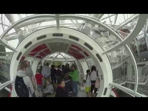 The London Eye in 4K