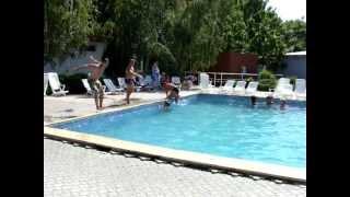лермонтово.jump to the pool