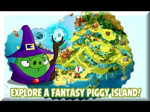 Angry Birds Epic - Angry Birds Battle King Pig - Angry Birds Game Compilation 2