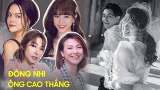 Hàng loạt sao Việt vỡ òa khi Đông Nhi XÁC NHẬN đám cưới với Ông Cao Thắng!