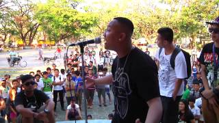 FLIPTRIP 2014 DHEE ONE VS BONO CABANATUAN VS BAGUIO