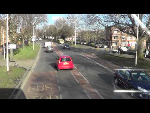 Route 387, Stagecoach Bus Barking Reach to Little Heath [Full Journey]