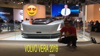 VOLVO VERA Comtrans 2019 - Siêu phẩm đầu kéo trong phim viễn tưởng |BEM BEM CAR|