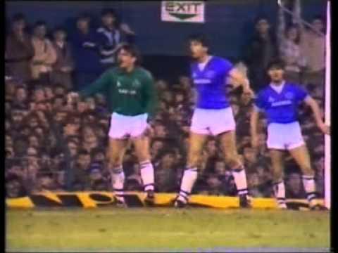 EVERTON 1984-85 SEASON - Everton 3 Bayern Munich 1 - 24th April 1985