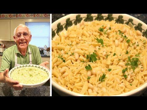 Pasta e Fagioli Recipe (Pasta Fazool Recipe)