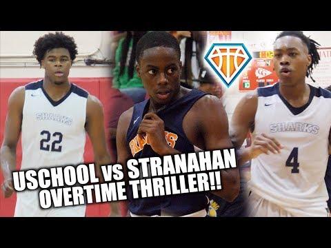 USchool vs Stranahan OVERTIME THRILLER!! | Scottie & Vernon DOMINATE + Brian Dugazon Drops 35