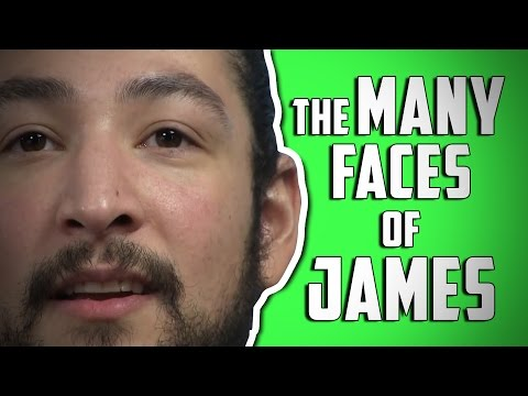 THE MANY FACES OF JAMES • A Cow Chop Compilation