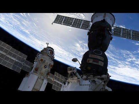 خطأ حسابي روسي أخرج محطة الفضاء الدولية عن مسارها  - 21:54-2021 / 7 / 30