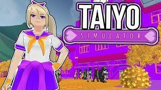 Taiyo Tsuki Simulator - OC Simulator - Yandere Simulator