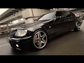 BRABUS 7.3S V12 W140 - ????? ?? ????? ?????? Mercedes-Benz S-Class! ??????? 90-?, 600 ??? ? 800 ??!