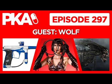 PKA 297 w/Wolf - Paintball Gun Giveaway, Wolfs Dominatrix GF, Best Movie Sequels