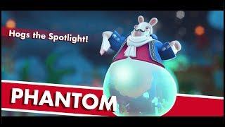 Mario + Rabbids: Kingdom Battle - All Boss Intro and Death Cutscenes [1080p]