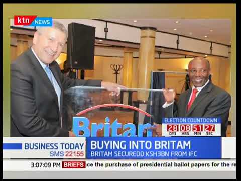 BUYING INTO BRITAM: Deal yet to get regulatory approval