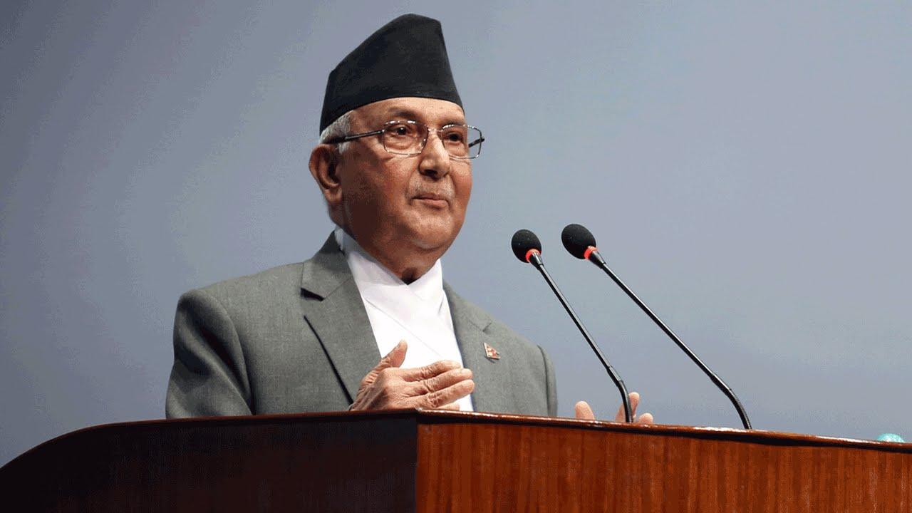 pm kp sharma oli most popular speech in parliament of
