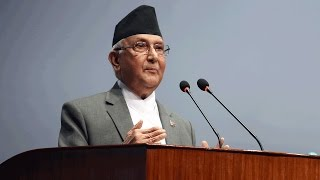 PM KP Sharma Oli Most Popular Speech in Parliament Of Nepal -Resignation Addressing