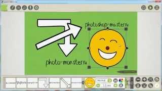 Создаем рисованные презентации. 5. Эффект морфинга