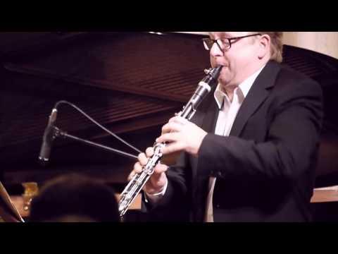 Brahms: Sonata for Clarinet and Piano No.2 Op.120 No.2 (Wenzel Fuchs, Miho Morimoto)