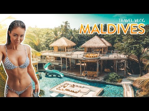 MALDIVES MOST LUXURY RESORT | 9 BEDROOM VILLA TOUR (Honeymoon Pt 2 at Soneva Fushi)