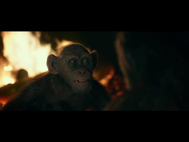 War for the Planet of the Apes - Official Trailer #5 - Meeting Bad Ape