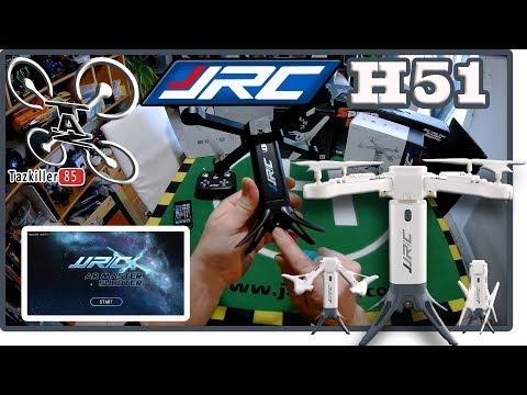 JJRC H51 Rocket 360 Review Test Démo / C'est bientôt NOËL !!!!!