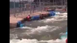 Cardiff White Water Center  & Open Boats