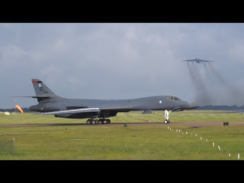 RAF Fairford 11th June 2017