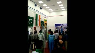 Victory Ceremony - 12th South Asian Games