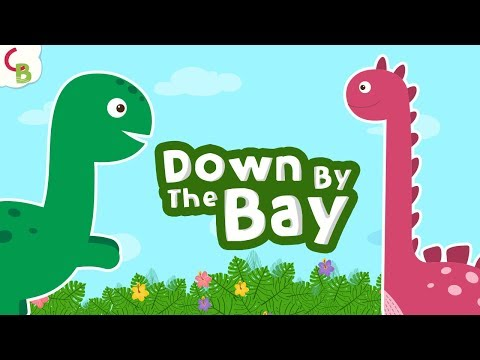Down By The Bay Song With Lyrics - Nursery Rhymes for Babies and Songs for Kids by Cuddle Berries