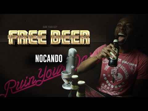 FREE BEER W/ RORY #003 - NOCANDO