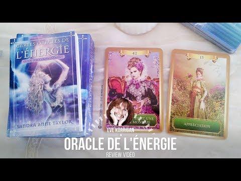 [ Review ] Les Cartes Oracles de l'Energie