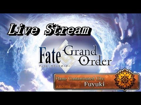 Fuyuki - New Alt Account - 1-3 Stars Only [FGO]