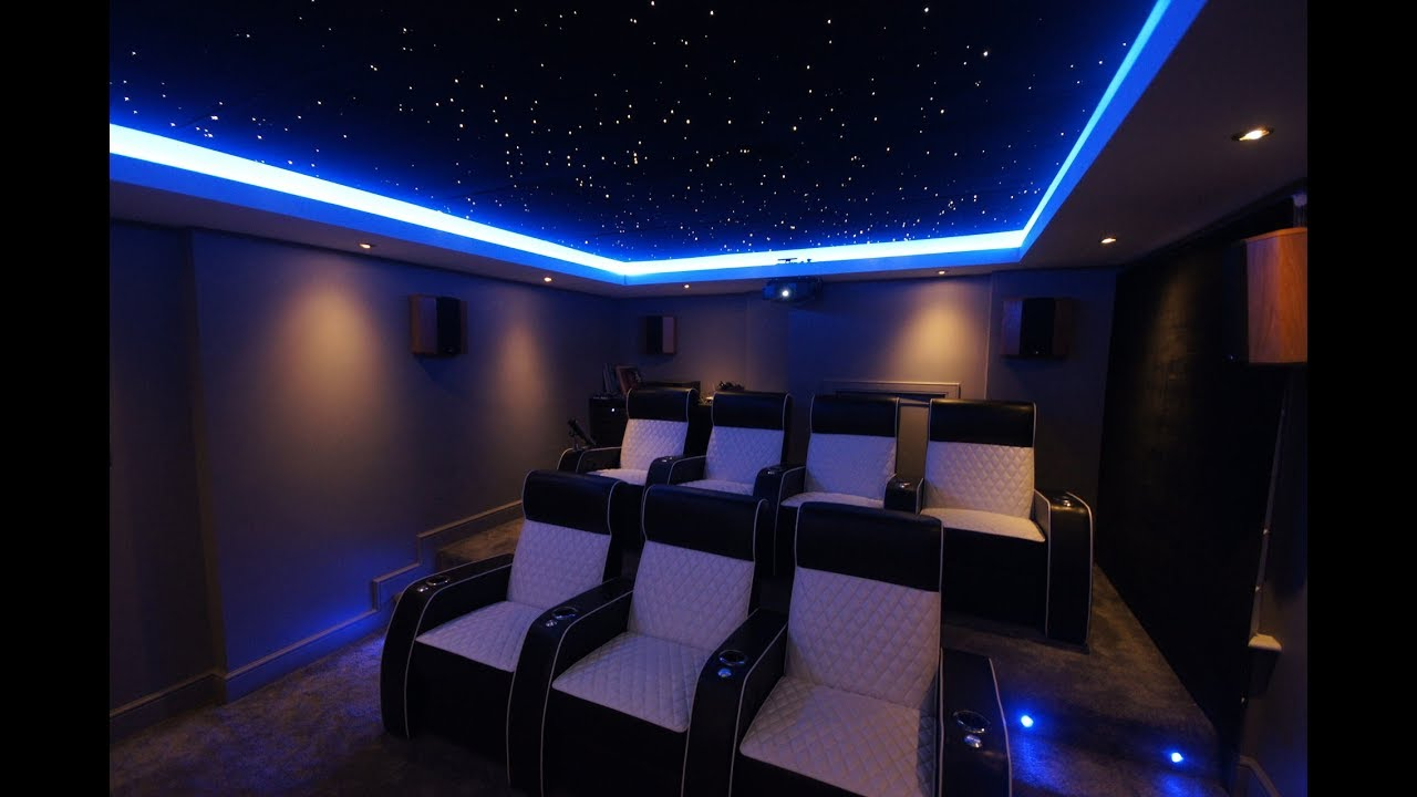 Cinema Room Lighting