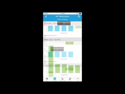 Cisco Wireless Mobile App