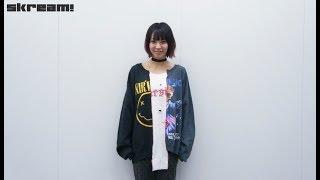 LiSA、ニュー・シングル『ASH』リリース―Skream!動画メッセージ