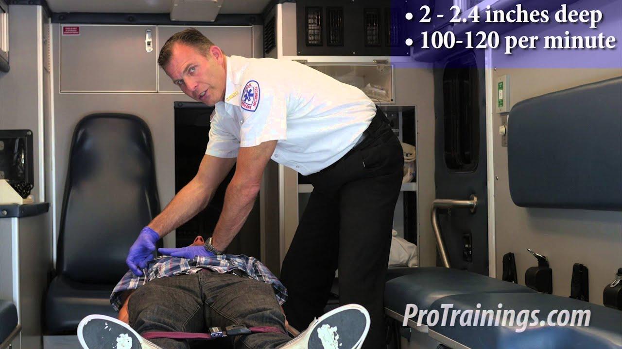 Unconscious Adult Choking training - Choking video | ProCPR