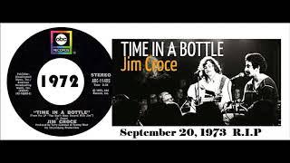 Gambar cover Jim Croce - Time In A Bottle 'Vinyl'