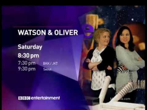Watson & Oliver  Series 2  30 Secs BBC Entertainment, BBC Asia  Voice Over by Gavin Inskip