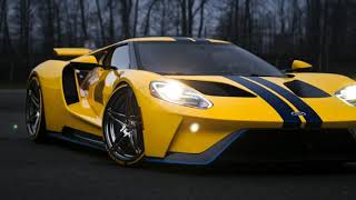 2019 Ford GT On Custom Wheels Is PURe Wallpaper Material