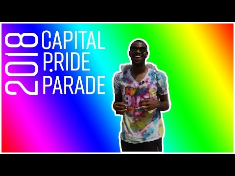 Javi - Celebrate Pride in style with the Capital Pride Parade