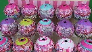 Squishy Challenge !! 15 Yeni skuşi oyuncak açtık - CakePop Cuties Squishy Surprise Bidünya Oyuncak