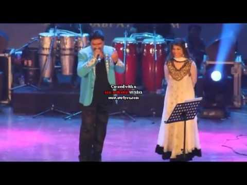 Kumar Sanu & Alka Yagnik Live Ek Ladki Ko Dekha To...
