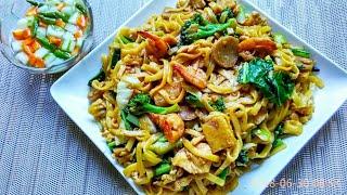 Mie Goreng Rumahan ala Chinese Food