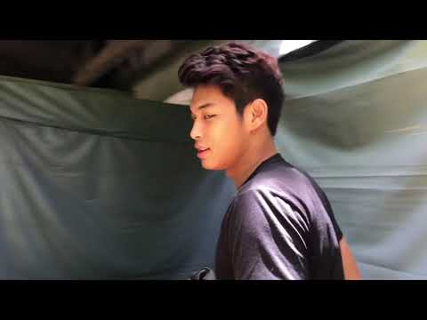 SIDE TRIP : Ricci Rivero on the set of OTLUM
