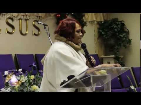 Apostle Layla Caldwell New Year Eve Service 2013-2014