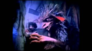 The Storyteller - The griffin puppet
